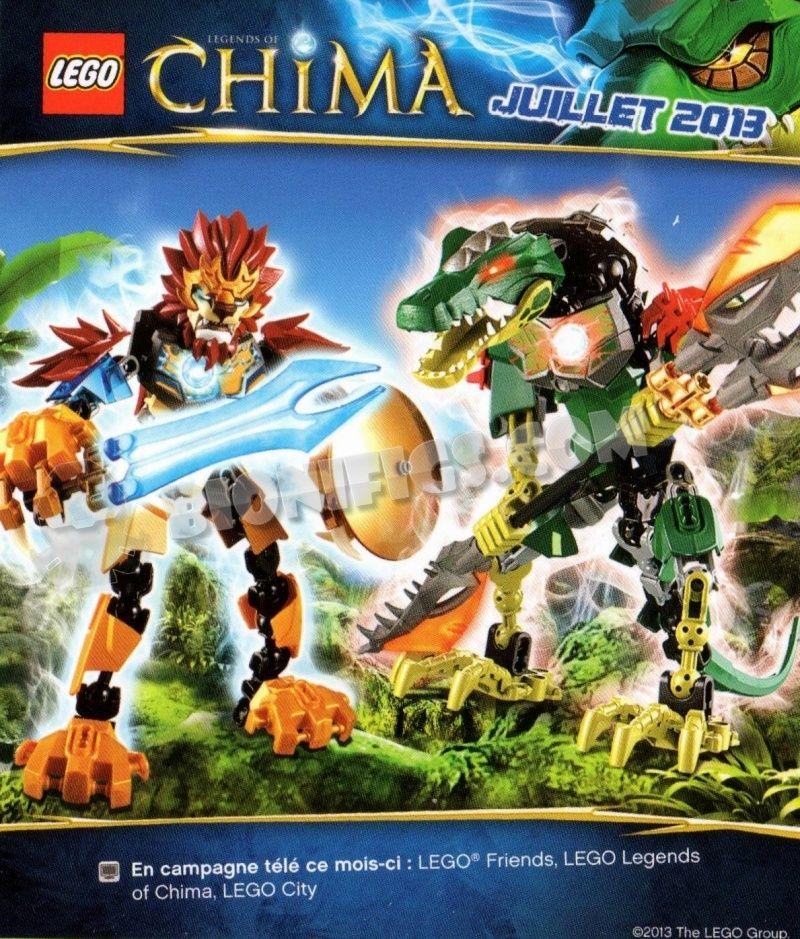 [Produits] Figurines Chima révélées en exclusivité sur BIONIFIGS Chima_11