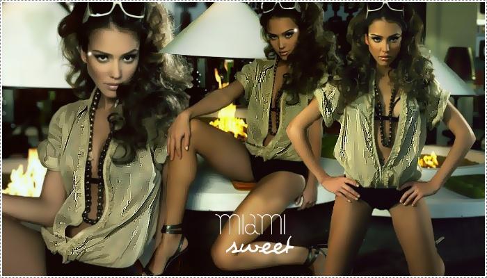 Miami-Sweet