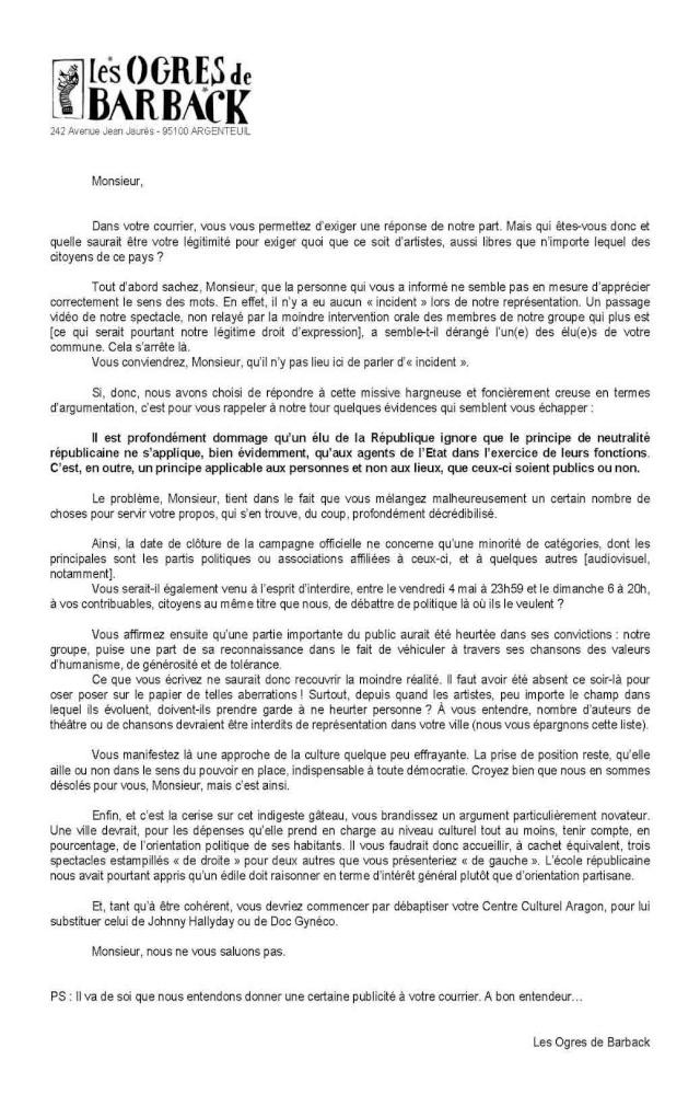 [Groupe Français] Les Ogres de Barback Ogres211