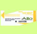 [Alençon] Cartes et coupons Alto Ticket10