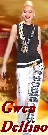 Gwen Delfino [Inactive]