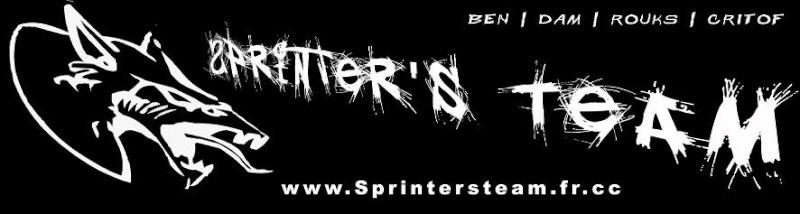 Sprinter's Team
