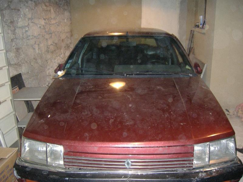 Restauration d'une Renault 25 Limousine Dscf5710