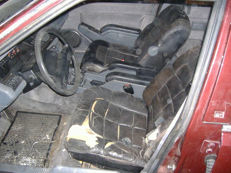 Restauration d'une Renault 25 Limousine Dscf5711
