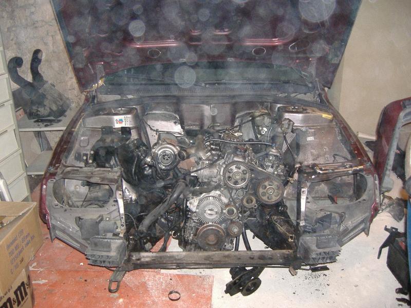 Restauration d'une Renault 25 Limousine Dscf5810