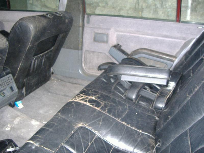 Restauration d'une Renault 25 Limousine Dscf5811