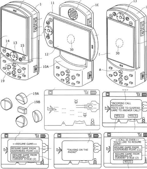 [Console]   PSP slim et PSP phone. 035410