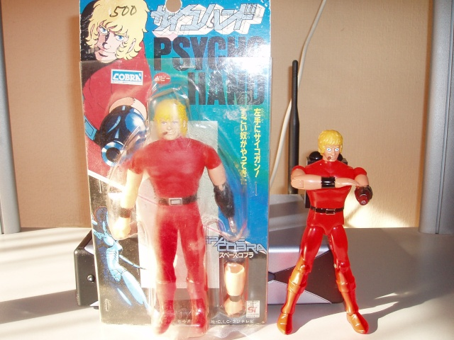 SPACE ADVENTURE COBRA / Cobra (Popy...)  1983 P1010213