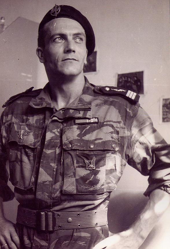 Capitaine Jean René Souètre GCPA après le putsch a rejoint l'OAS Souetr10