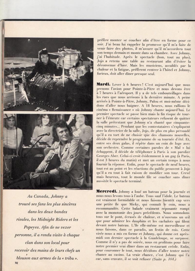 JOHNNY ET LA PRESSE D'HIER A AUJOURD'HUI Img09810