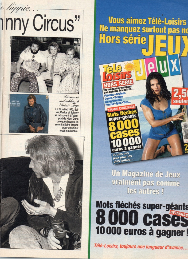 JOHNNY ET LA PRESSE D'HIER A AUJOURD'HUI Img11111