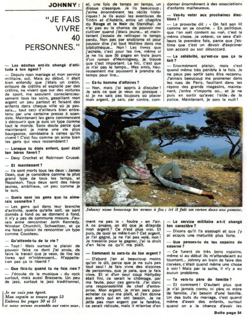 JOHNNY ET LA PRESSE D'HIER A AUJOURD'HUI - Page 2 Img11711