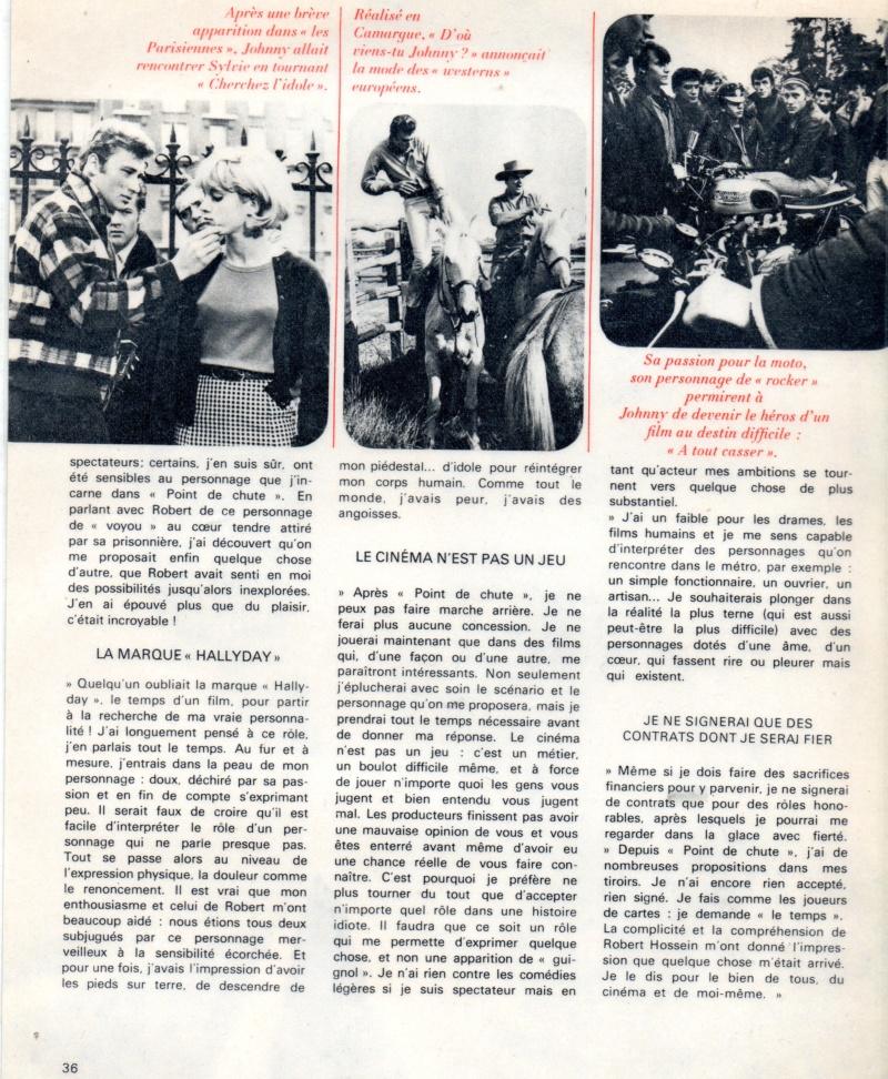 JOHNNY ET LA PRESSE D'HIER A AUJOURD'HUI - Page 2 Img12210