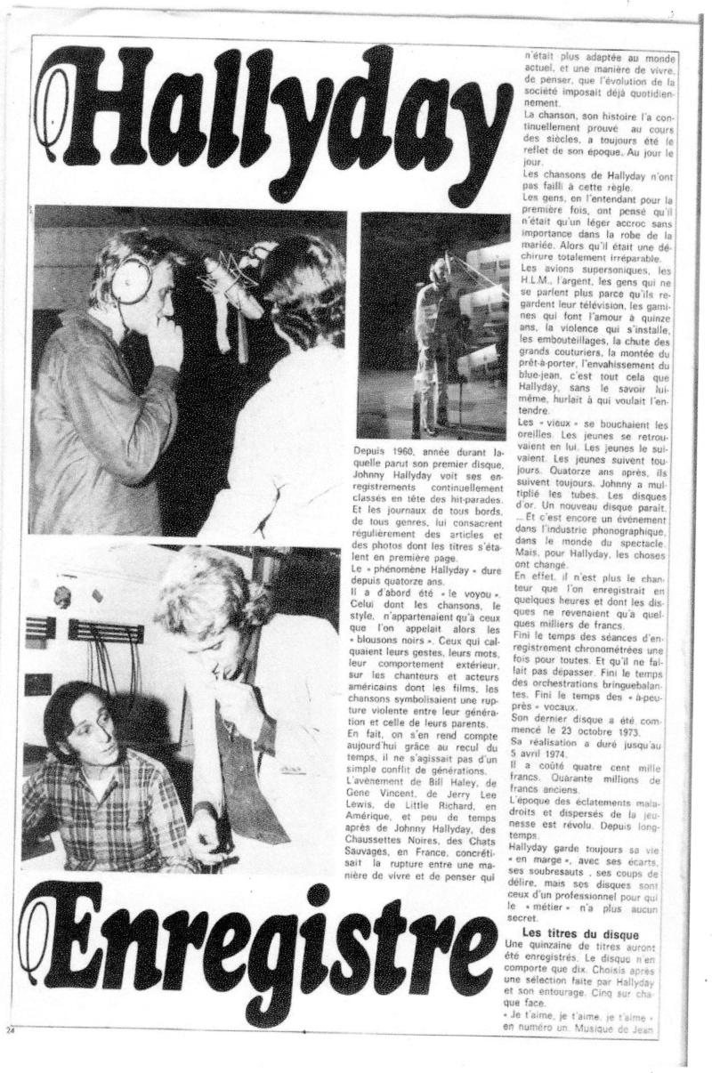 JOHNNY ET LA PRESSE D'HIER A AUJOURD'HUI - Page 2 Img12611