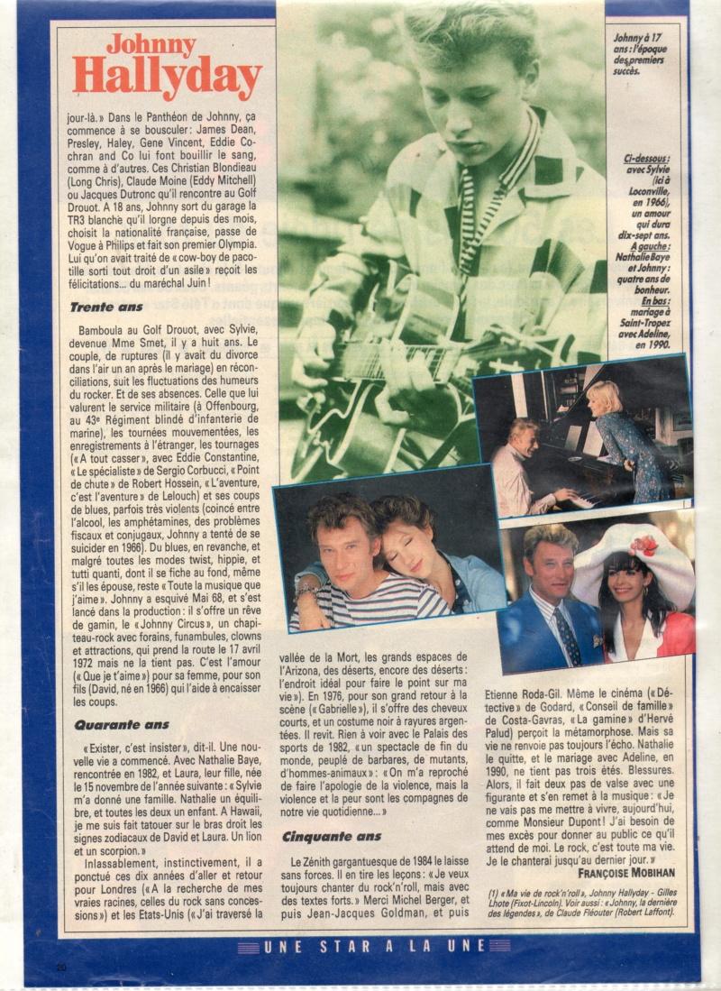 JOHNNY ET LA PRESSE D'HIER A AUJOURD'HUI - Page 2 Img13111