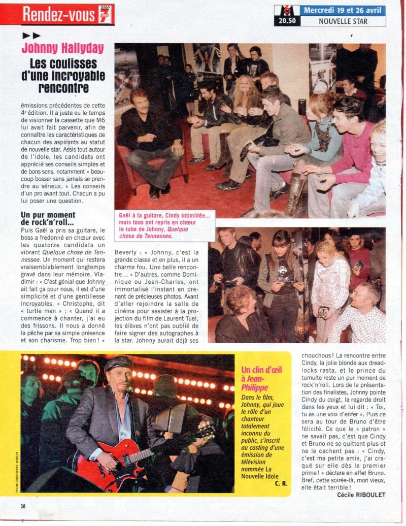 JOHNNY ET LA PRESSE D'HIER A AUJOURD'HUI - Page 3 Img14211