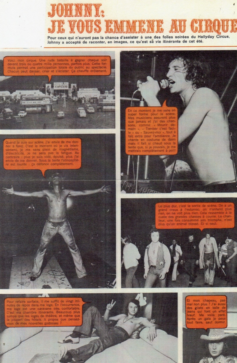 JOHNNY ET LA PRESSE D'HIER A AUJOURD'HUI - Page 3 Img16111