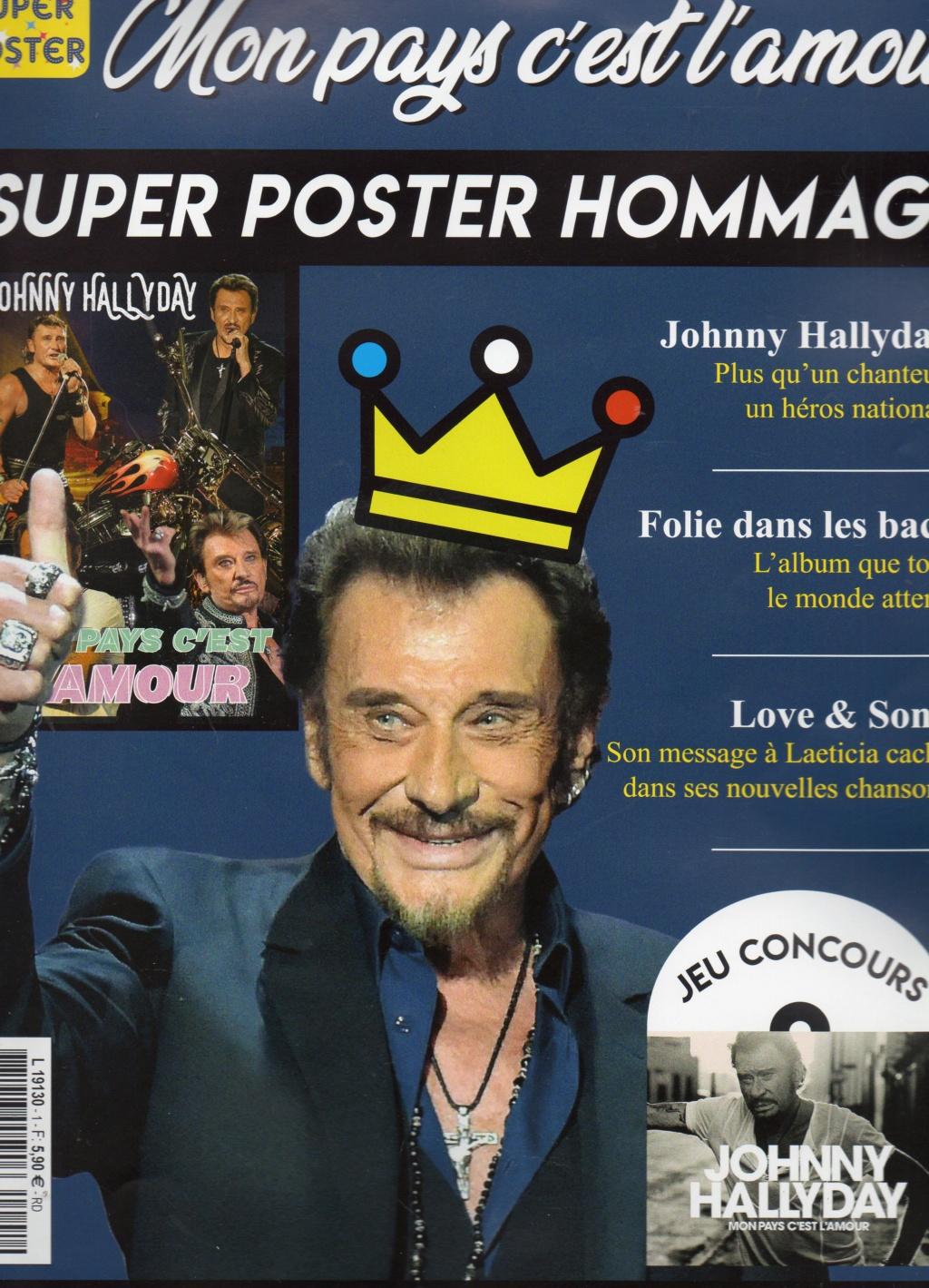 JOHNNY ET LA PRESSE (2) - Page 19 Img49410