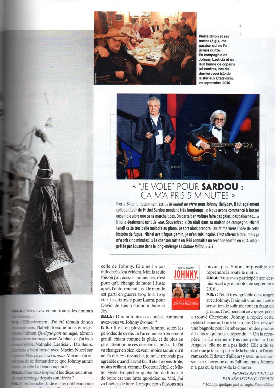 JOHNNY ET LA PRESSE (2) - Page 20 Img52310
