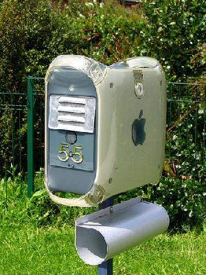 boite aux lettres originale ... Mac-le10