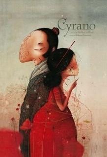 Rebecca Dautremer Cyrano10