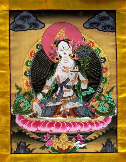 Bouddhisme - Thibet - Tara Tarabl10