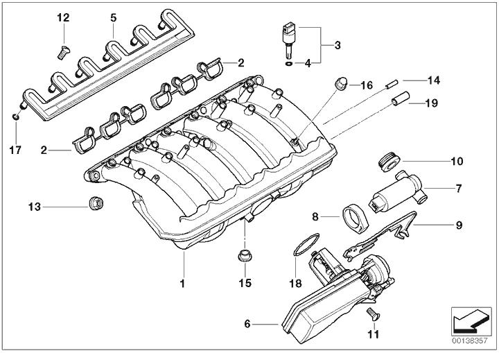 [BMW 323 ci E46] Demande d'informations sur la vanne EGR - Page 2 13835710