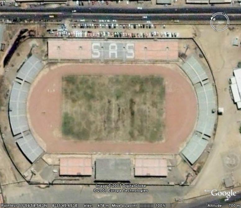 """""""SAS"""", Stadium de Kano - Nigeria Stadiu10"""