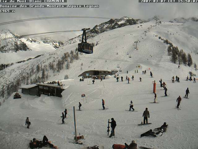 Piste Point de vue/ Chamonix 3275 Grands10