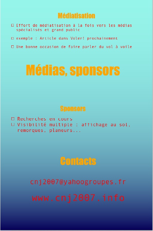 Rencontre des Jeunes Vélivoles Sf05_b10