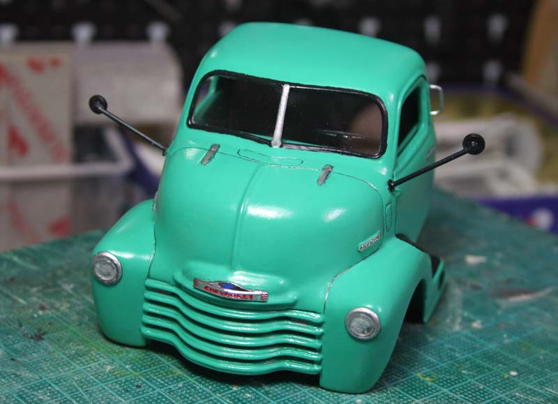 "CHEVY 1948 COE ""tracteur"" :  Terminé !!!!   (13 / 01 / 13) - Page 5 07f10"