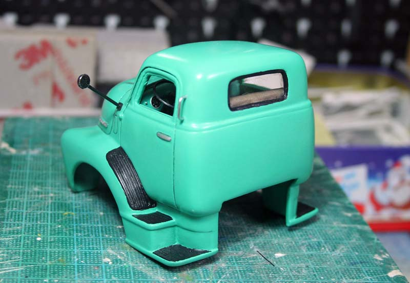 """CHEVY 1948 COE """"tracteur"""" :  Terminé !!!!   (13 / 01 / 13) - Page 5 07i10"""
