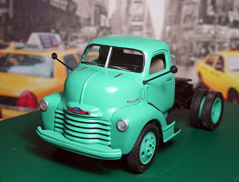 """CHEVY 1948 COE """"tracteur"""" :  Terminé !!!!   (13 / 01 / 13) - Page 5 07l10"""