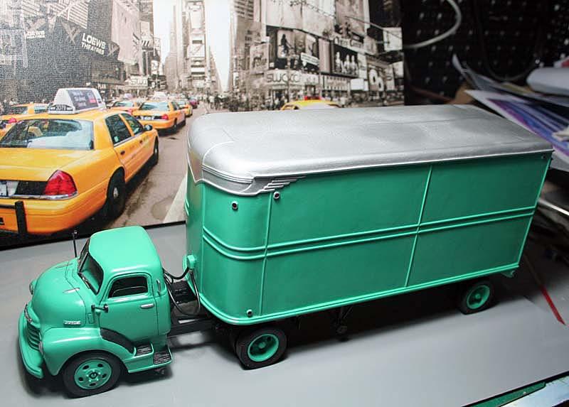 "CHEVY 1948 COE ""tracteur"" :  Terminé !!!!   (13 / 01 / 13) - Page 5 0810"
