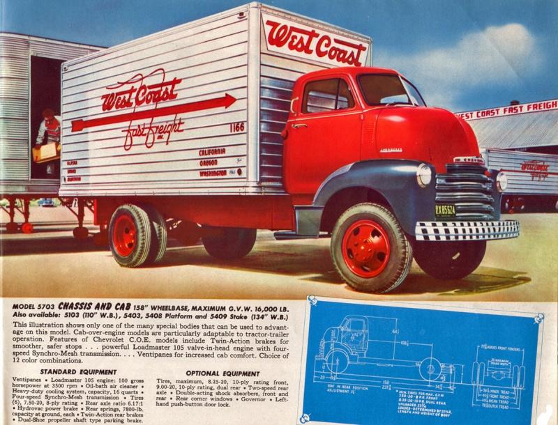 """CHEVY 1948 COE """"tracteur"""" :  Terminé !!!!   (13 / 01 / 13) - Page 5 Coe00910"""
