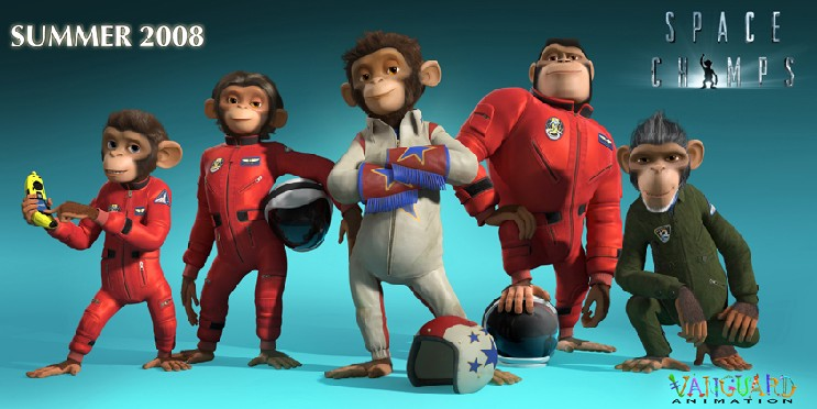SPACE CHIMPS - 2008 - Spacec10