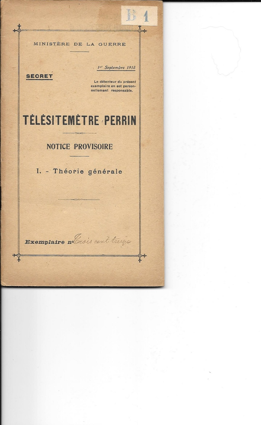 Télésitemètre Perrin10