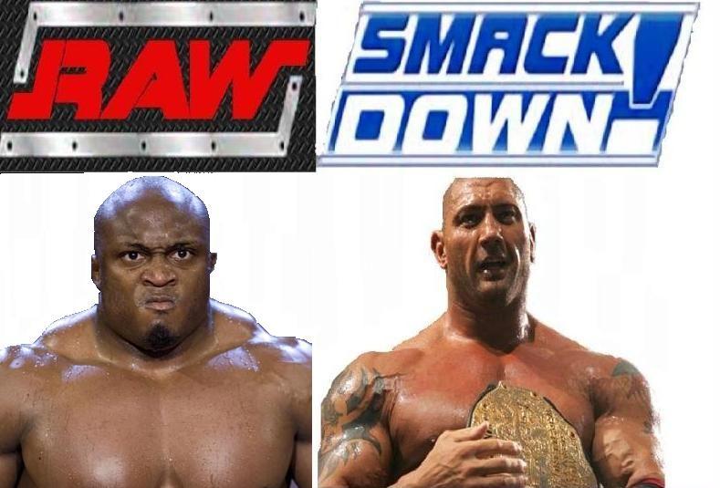 WWE,RAW,ECW