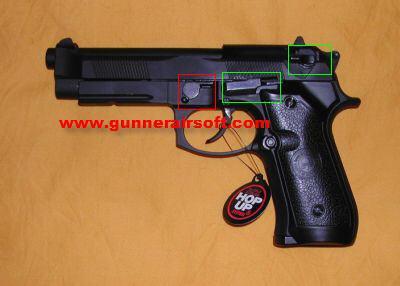 M92f gbb (cheap Bell) full métal Copie_10
