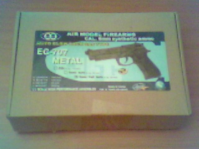 M92f gbb (cheap Bell) full métal Image_10