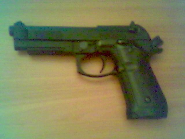 M92f gbb (cheap Bell) full métal Image_13