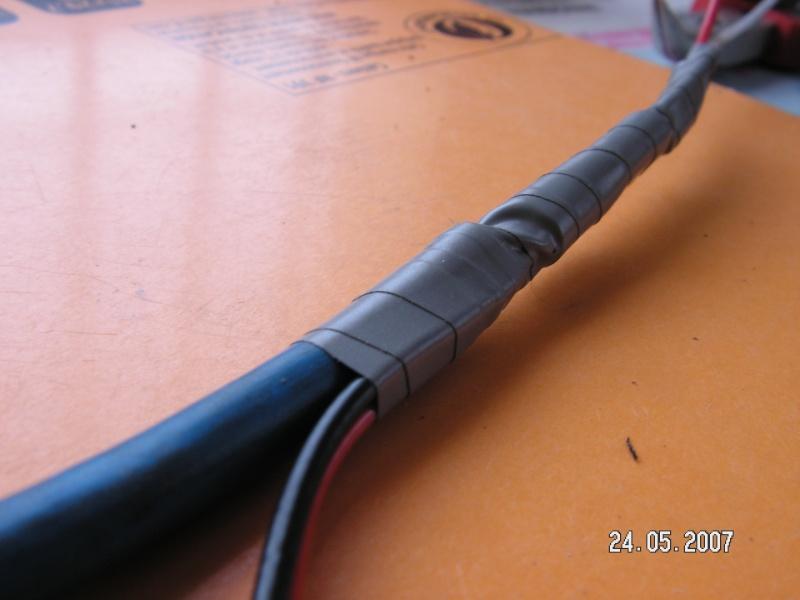 Repiquage d'un faisceau électrique 09210