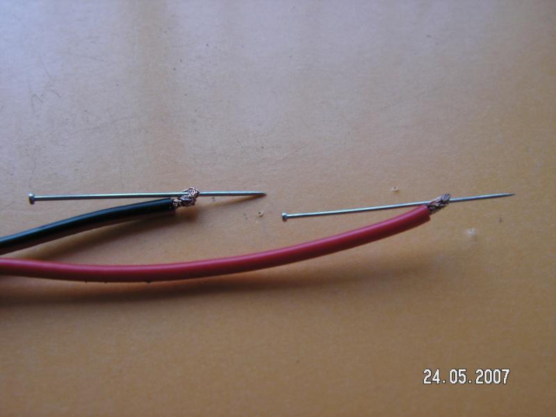 Repiquage d'un faisceau électrique 7310