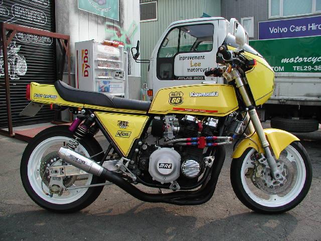 Kawa Z1R  Turbo Z1r10
