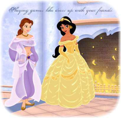 Princesses Disney - Page 3 Belle_10
