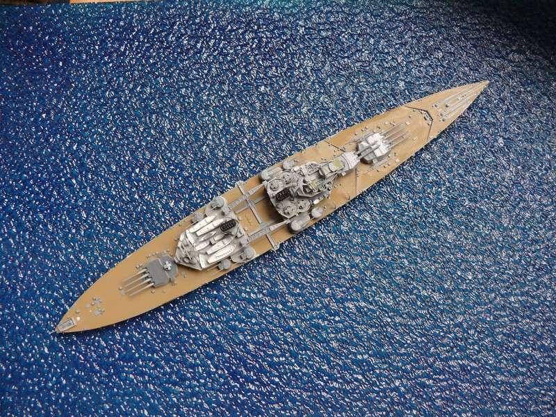 HMS PRINCE of WALES par Yuth 1/700 - Tamiya P1010110