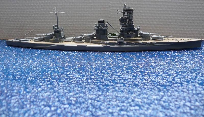 IJN ISE (1941) 1/700 - Hasegawa P1010125