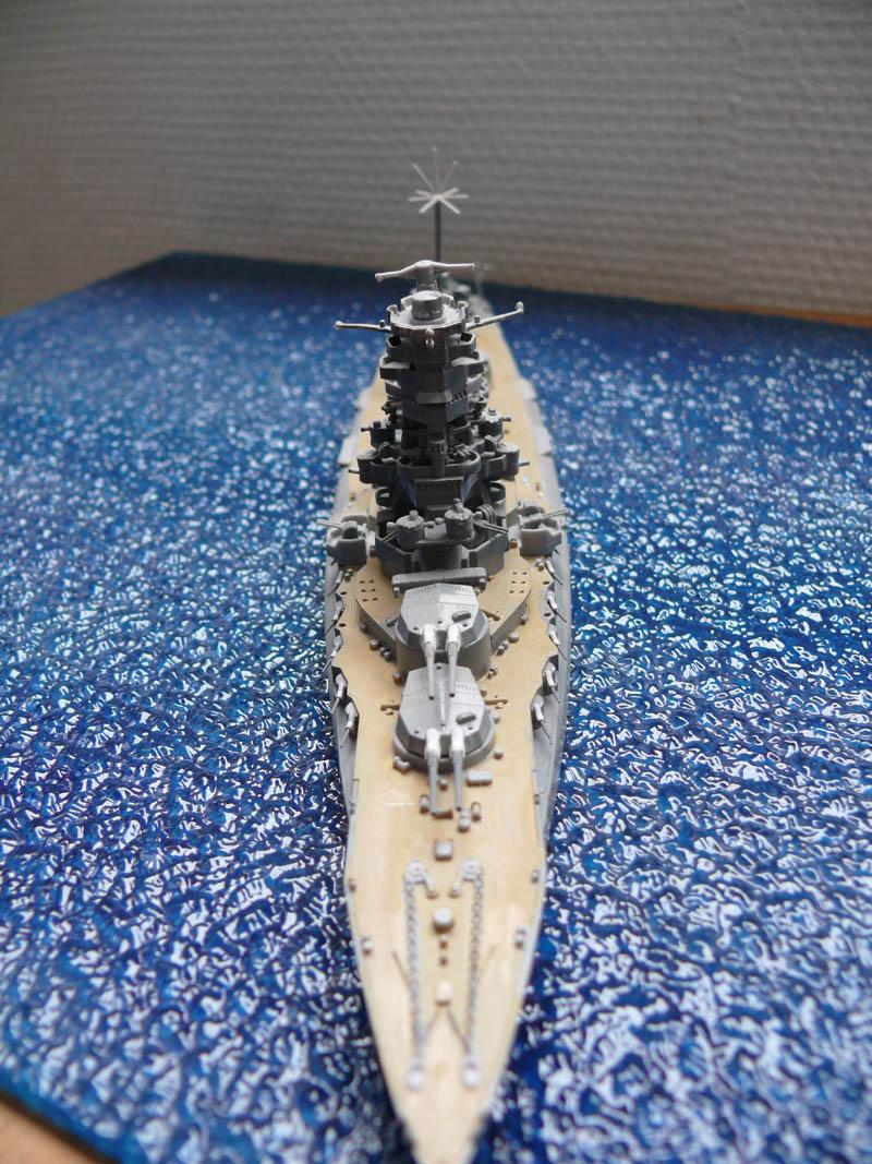 IJN ISE (1941) 1/700 - Hasegawa P1010126