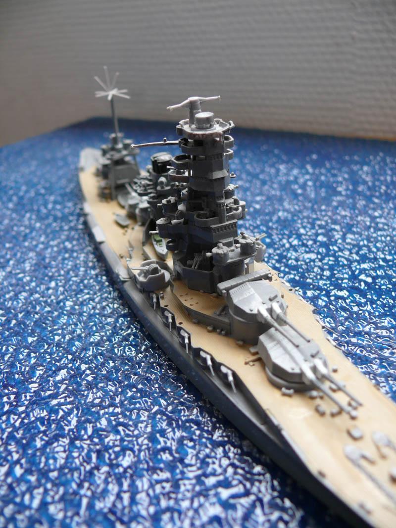 IJN ISE (1941) 1/700 - Hasegawa P1010127