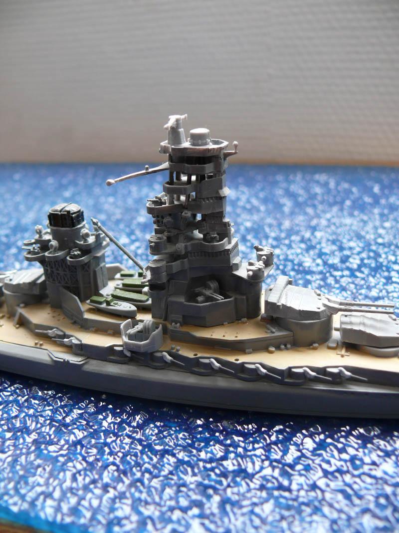 IJN ISE (1941) 1/700 - Hasegawa P1010128
